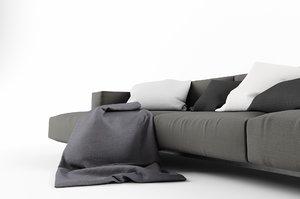 3dsmax d-sofa1