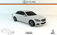Mercedes-Benz 2015 E-Class (W212) by Secret Designs