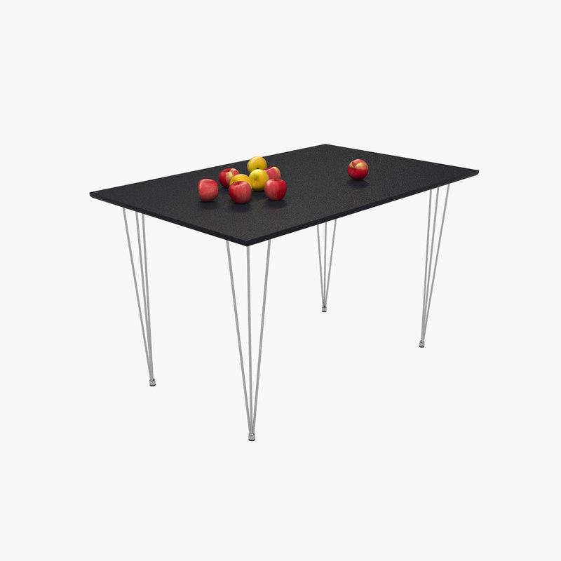 3d ballerup kitchen table jysk