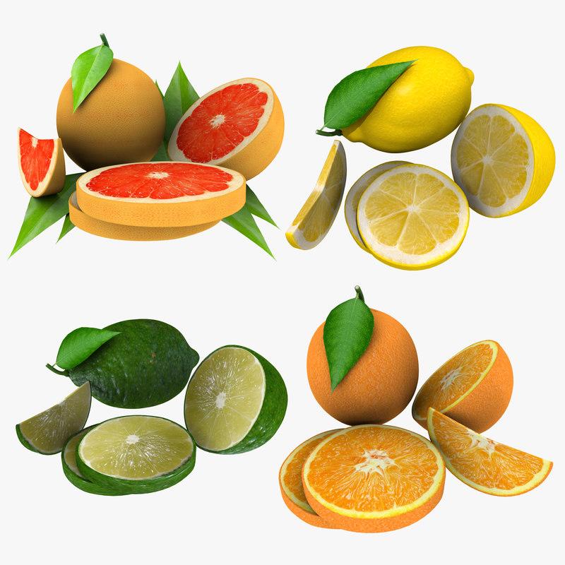 citrus fruit max