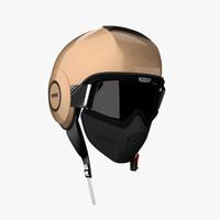max shark raw helmet