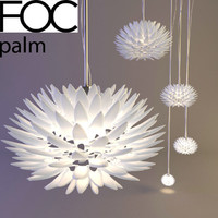 3d model of foc palm