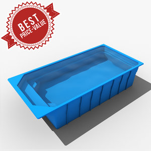 garden swimming pool max