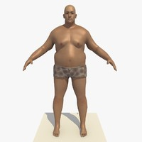Rigged European Fat Man (Matthew)