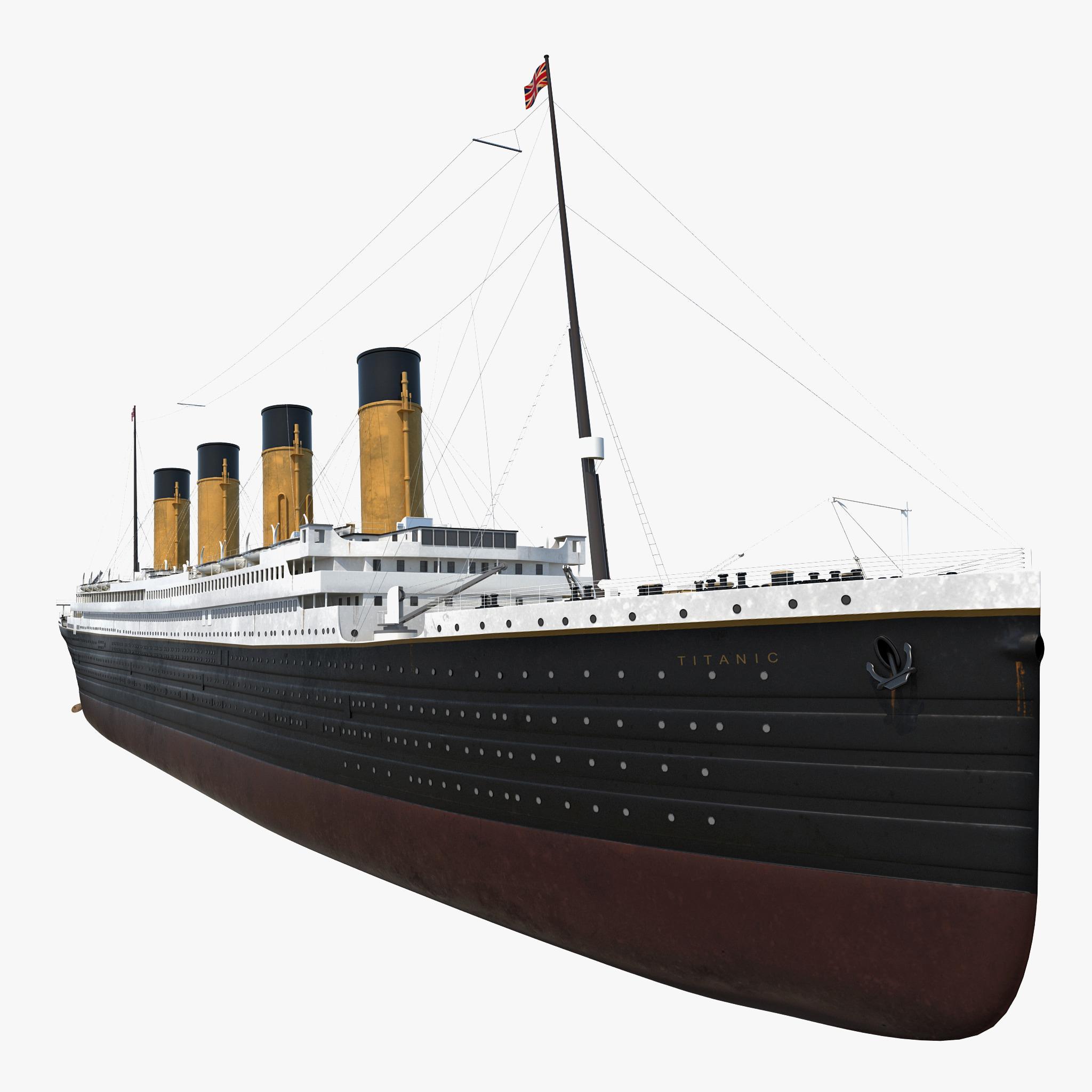 Titanic 2: Rms Titanic 3d 3ds