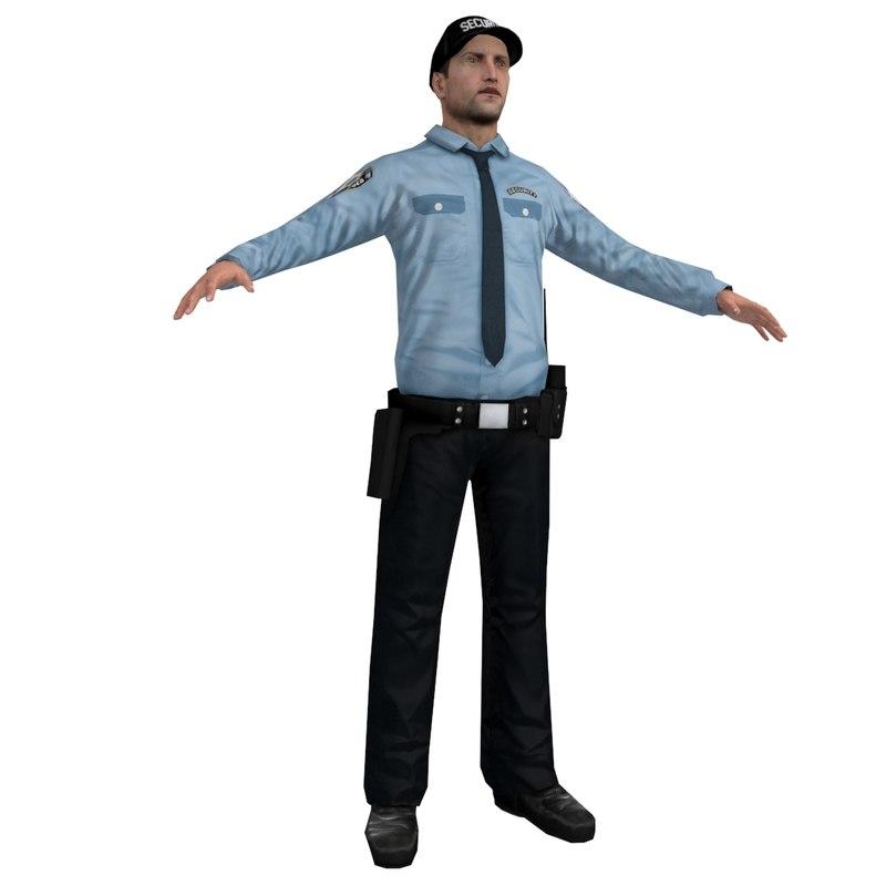 3d security agent