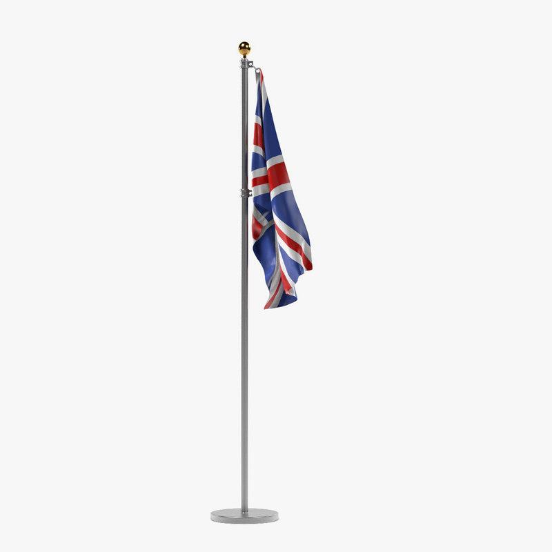 3ds uk flag