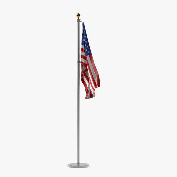 3ds flag