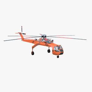 max s-64 skycrane