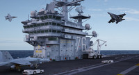 Ronald Reagan CVN 76 Collection