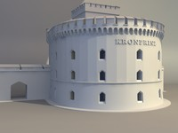 3d kronprinz tower