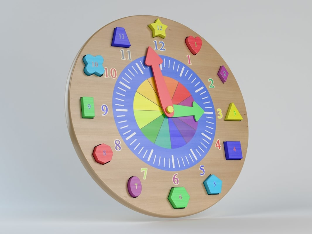 3d model of toy puzzle