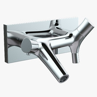 thermostatic axor starck 3d max