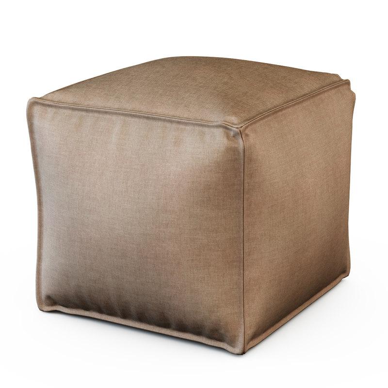 pouf bag max