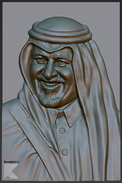 fahad bin sultan cnc obj