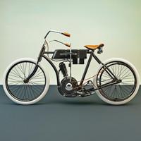 Harley Davidson 1908