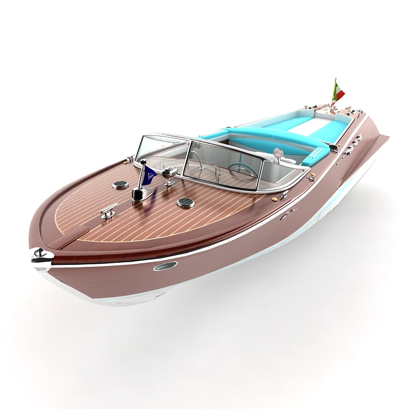 3ds max riva aquarama