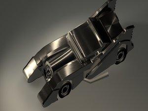 3d bat mobile
