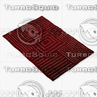 3d model sartory rugs nc-062