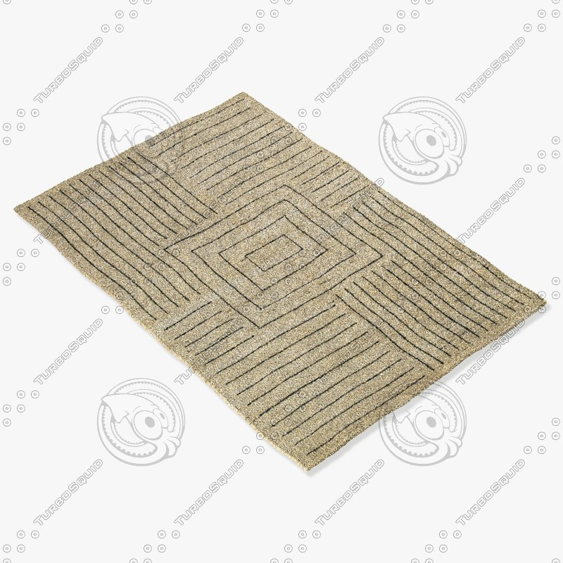 3ds sartory rugs nc-064