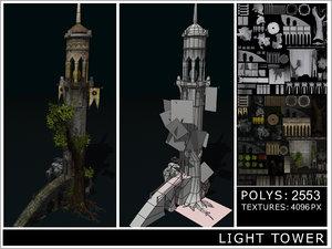 light tower fantasy max