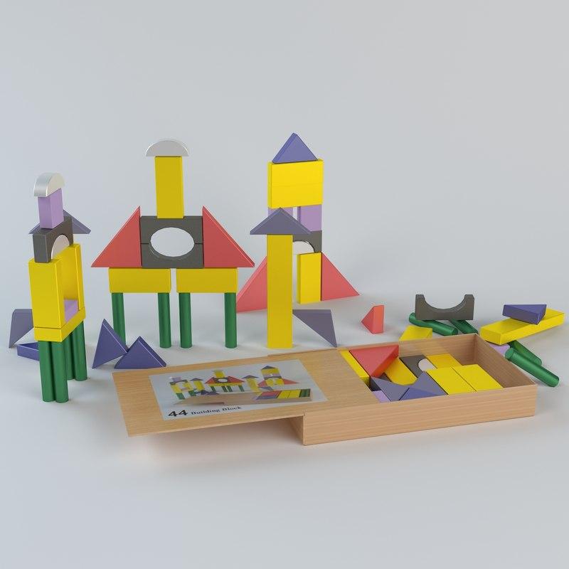 building block max
