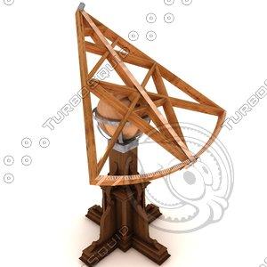 brahe s sextant max