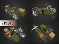 3d layout bobber model