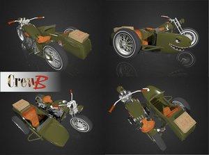 3d layout bobber model