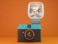 3dsmax lomography camera