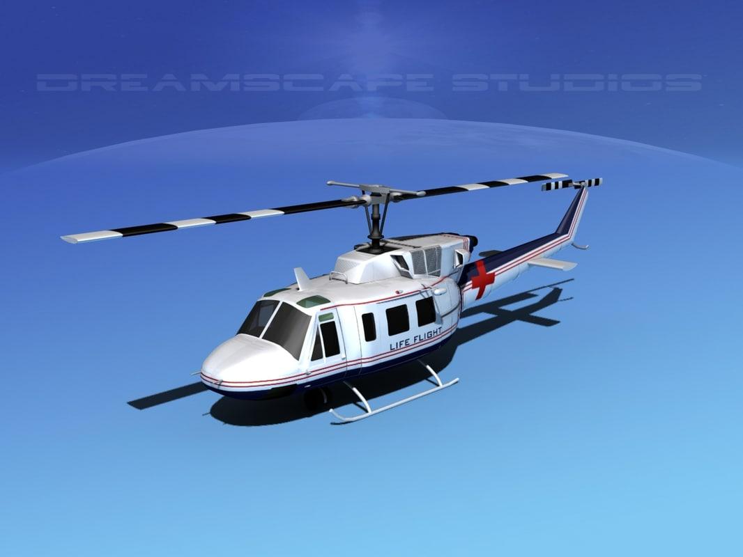 212 flight bell 3ds