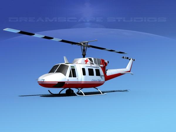212 flight bell 3d 3ds