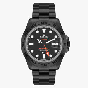 rolex explorer ii prohunter max
