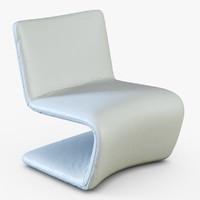 max venere lounge chair