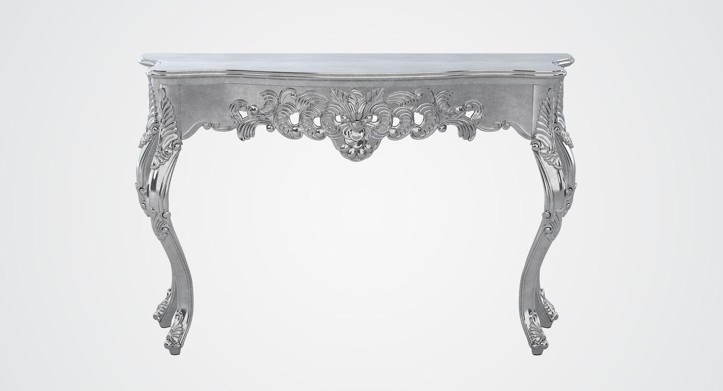 kare design baroque ornament model