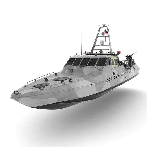 mk v special 3d model