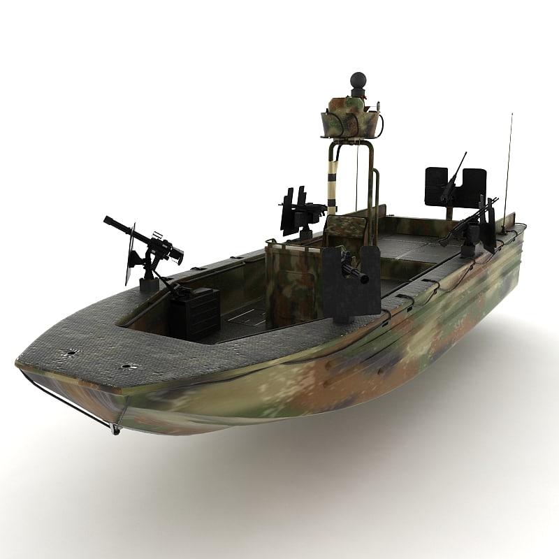 maya special operation craft