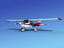 cessna 152 3D models