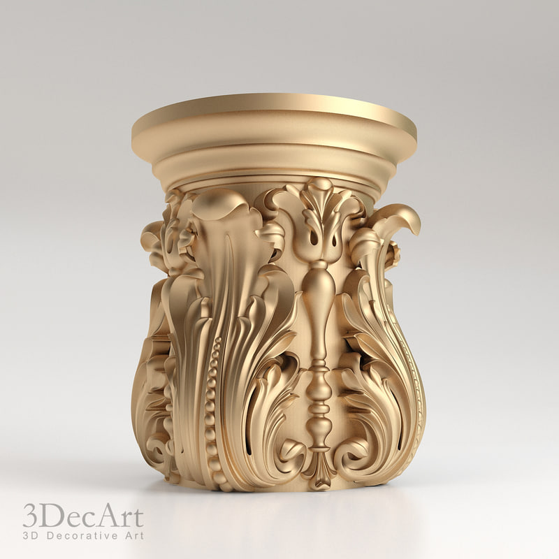 carved capitals max