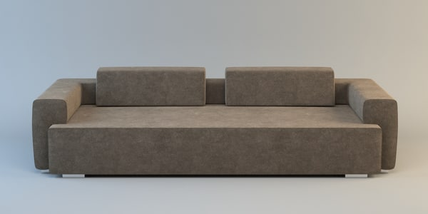 3d fendi domino day-bed