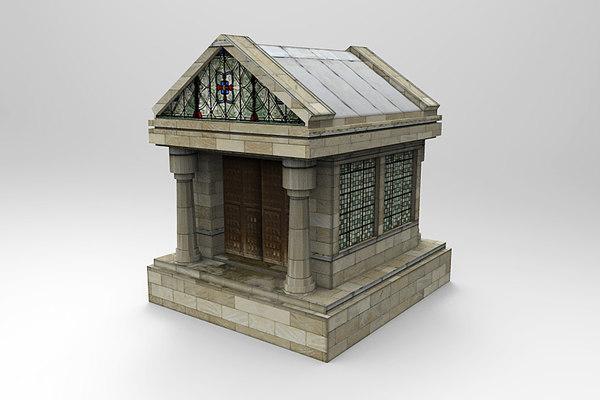 3d museum model