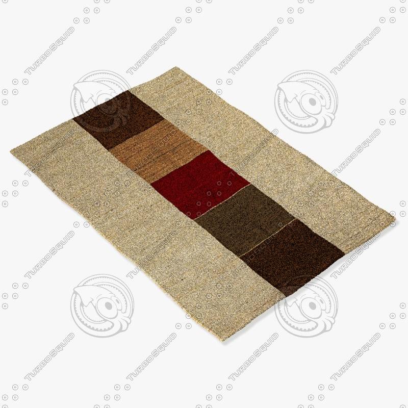 sartory rugs nc-080 3d model