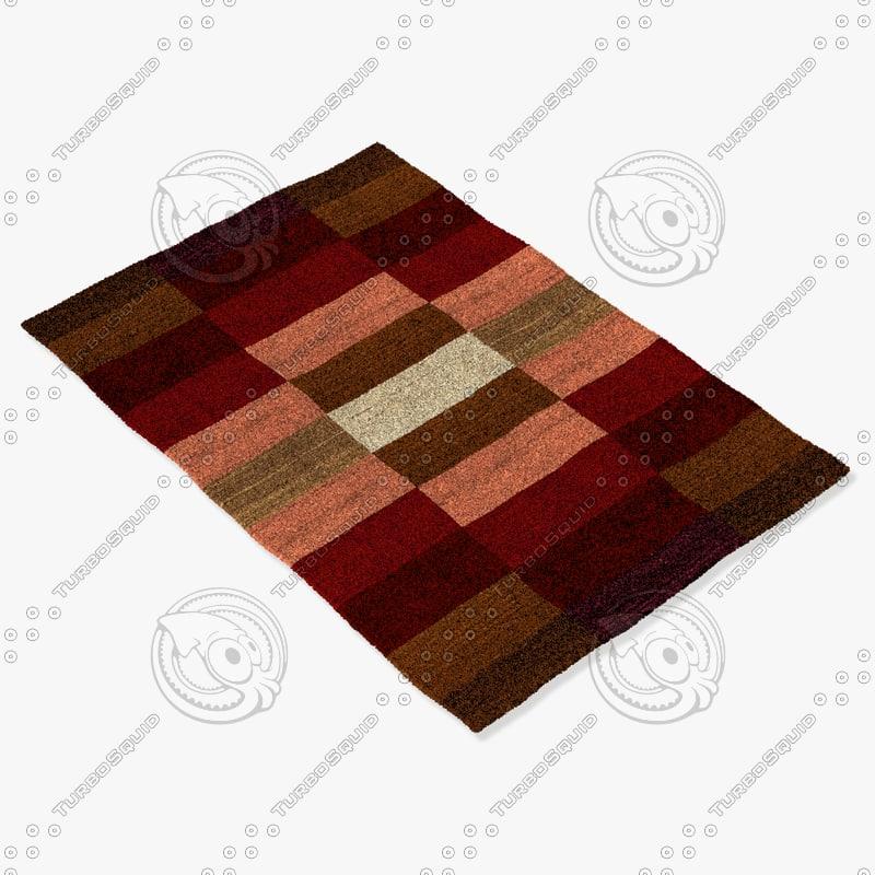 3d sartory rugs nc-082 model