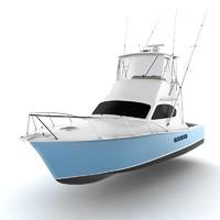 ocean 37 billfish max
