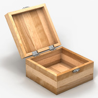 Small change holder box