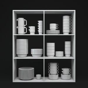 max set porcelain tableware