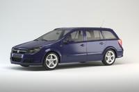 Opel Astra caravan 2008
