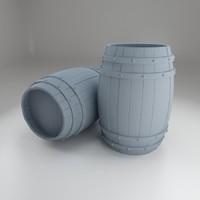 free max model barrel