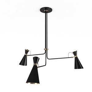 obj simone suspension lamp