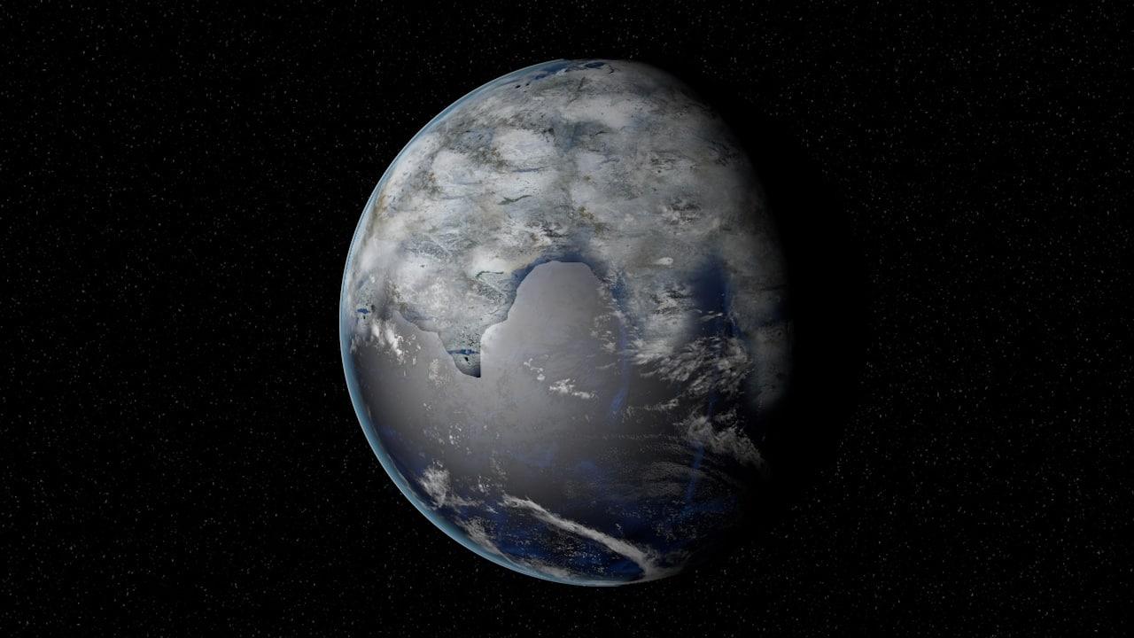 c4d planet jotunheim